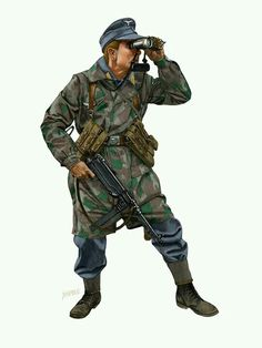 Luftwaffe fieldsoldier