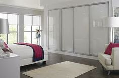 frosted Wardrobe doors