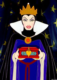 Evil Queen (I know a lot of these!)
