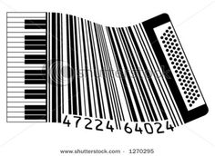 Barcode Art, Barcode Design, Graphic Design, Black And White Doodle, Art Criticism, Light In The Dark, Zentangle, Code Barre, Spaghetti