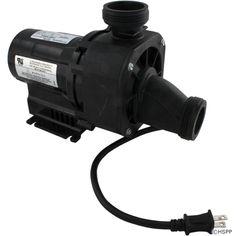 """Pump, Bath, BWG Gemini Plus II VS, 1.5hp, 115v, 1-1/2"""""""