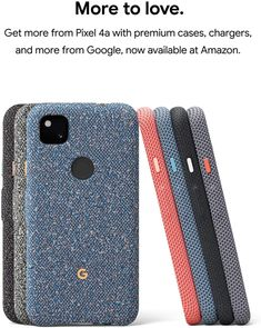 Google Pixel 4a - New Unlocked Android Smartphone - 128 GB of Storage - Up to 24