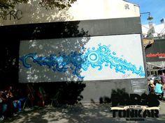 Paris Tonkar magazine // Graffiti and Street art: Street art :: Paris, sept. 2013