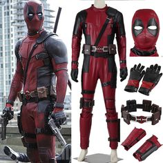 Here is Deadpool Outfit Collection for you. Deadpool Outfit us 881 37 offdeadpool costume marvels the avengers superhero weapon x cosplay Deadpool Cosplay, Deadpool Film, Deadpool Outfit, Lady Deadpool, Deadpool Stuff, Deadpool Mask, Deadpool Gifts, Pokemon Cosplay, Costume Jasmine Enfants