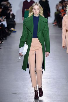Cédric Charlier Fall 2015 Ready-to-Wear Fashion Show