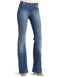 Levi's Misses Classic Bold Curve ID Boot Cut Jean, Historic Blue, 8 Medium : Apparel | Best Discount Shopping Websites best women jeans review click to Buy New with discount price