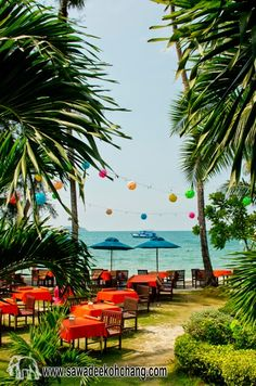 Photo in Koh Chang Paradise Resort & Spa - Google Photos Koh Chang, Resort Spa, Bungalow, Thailand, Paradise, Villa, Luxury, World, Heart