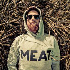 Meat Hoodie