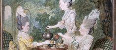 Louées pour leurs vertus médicales et thérapeutiques, les boissons dites « exotiques », introduites au XVIIe siècle en Europe, ont été associées aux plaisirs et aux sociabilités du XVIIIe siècle.
