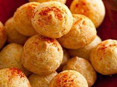 Petites gougères jambon fromage