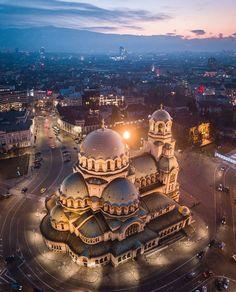 Sofia, Bulgaria (14 hour flight)