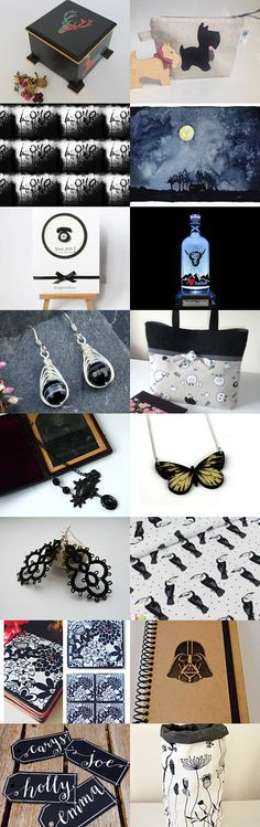 Gifts For Everyone by Carole Russell on Etsy--Pinned+with+TreasuryPin.com