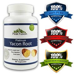 Premium Yacon Root Extract * 100% Pure * up to 77.68% FOS * Natural Weight Loss Capsules * FREE Exclusive e-Recipe Book with every order (... http://www.amazon.com/dp/B00GN0S6RU/ref=cm_sw_r_pi_dp_i9emub03MR6PR