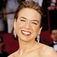 Renee Zellweger's Changing Looks - 2002 from #InStyle