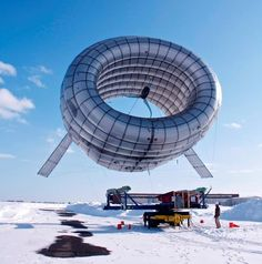 Altaeros Energies' Floating Wind Turbines Tap Into Strong High Altitude Winds