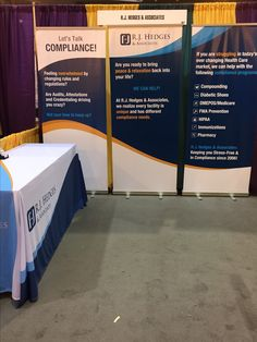 R.J. Hedges & Associates - Booth 607 - The NCPA Trade Exposition is the most powerful and productive trade show in the pharmacy industry. It is your best opportunity to secure the very latest in quality products and services.