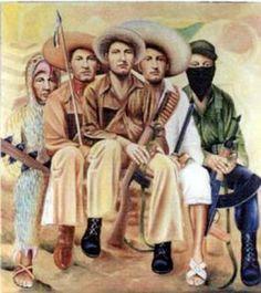 Hace 41 años (2 de diciembre de 1974) Lucio Cabañas se quita la vida antes que ser preso o ejecutado