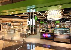 blt* supermarket by rkd retail/iQ, Shenzhen store design