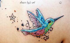 Hummingbird Tattoo Designs Pict023 - Choosingtattoos.