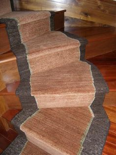 Winder Stair Installations | Isberian Rug Company