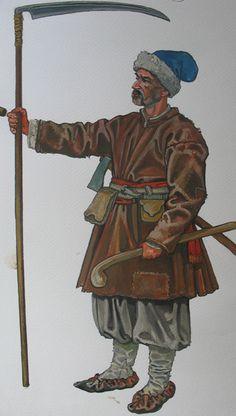 insurgent peasant