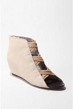 uo strange sandal boot