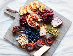 How to Assemble the Perfect Cheese Plate via @MyDomaine