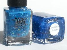 Essence of Fenway | Custom Polish for Ashley | Joy Lacquer