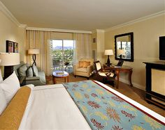 Guest room at JW Marriott Desert Ridge Resort & Spa.