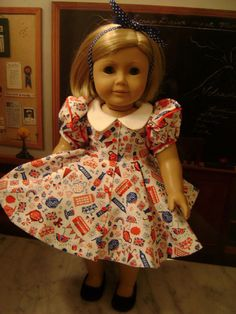 Off to See the Queen Custom Couture 18 Inch Doll by gofancynancy, $39.99