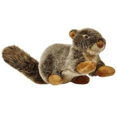 """Nuts the Squirrel, 11"""""""