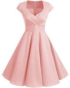 Robe Swing, Swing Dress, Vintage Mode, Vintage Ladies, Retro Vintage, Vintage Style, Cocktails Vintage, Vintage Party Dresses, Moda Chic