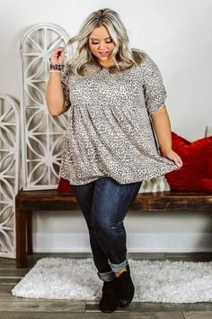 Plus Size Fall Outfit, Plus Size Fashion For Women, Plus Size Outfits, Boutique Clothing, Size Clothing, Curvy Style, My Style, Plus Size Tops, Cute Fashion