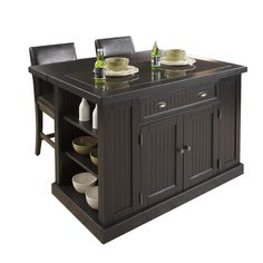 Find Kitchen Islands & Serving Carts at Wayfair. Enjoy Free Shipping & browse our great selection of Kitchen & Dining Furniture, Wine Racks, Sideboards and more!