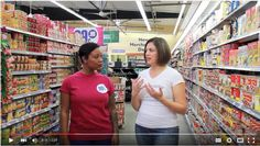 """Coi meets with author A.B. Welch to share some helpful hints from her book """"How to Shop Mostly Organic At The 99 Cents Only Stores."""""""