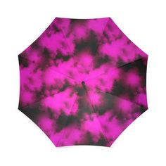 Pink and black umbrella umbrella pink by Traceyleeartdesigns Black Umbrella, Art Designs, Trending Outfits, Unique Jewelry, Pink, Handmade, Etsy, Clothes, Products