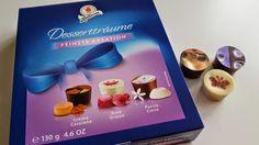 """Testsüchtig - Bewertung von Beautyprodukten und allen Produkten des täglichen Lebens: """"Dessertträume"""" Praliné-Spezialitäten von Halloren..."""