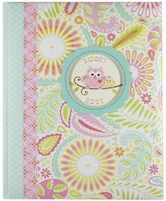 Memory Book (Owl) Happi Baby Girl – $15.65 (reg. $33)