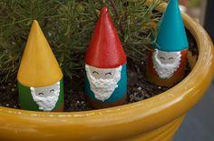 Let's Make Those Gnomes! (A Wordless Tutorial) | matsutake