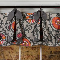 Window Treatments and Valances - curtains - other metro - Pate Meadows Designs
