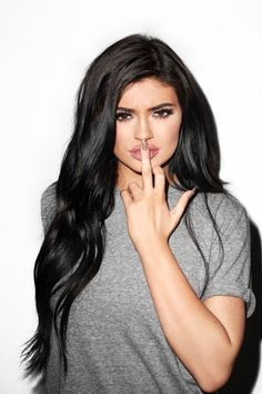 Kylie Jenner Covers 'Galore' Magazine, Shot by Terry Richardson Kris Jenner, Kendall Jenner, Kylie Jenner Outfits, Style Kylie Jenner, Kylie Jenner Photoshoot, Kylie Jenner Fotos, Trajes Kylie Jenner, Kylie Jenner Long Hair, Kylie Hair