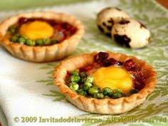 huevos a la tartaleta - would love to do this! #recipe