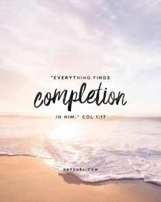 Sometimes the trouble we go through and the atrocities we see, bring with them an even more frightening question; What if God IS in control...? <<CLICK THE IMAGE TO KEEP READING THE DEVOTION>>
