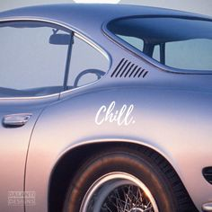 d8177523a88 Chill Quote Vinyl Decal Sticker - Car Vehicle Automobile Decor Decoration  Ideas - www.DalantiDesigns