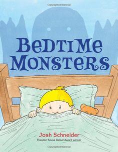 Bedtime Monsters $20.00 Oceane McLean Nursery