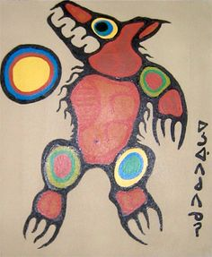 Aboriginal People, Aboriginal Art, Inuit Art, Native Art, Felt Art, Thunder, Nativity, Skateboard, Rooster