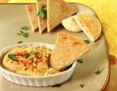 once your try this homemade hummus, you'll never go back to store-bought brands again!
