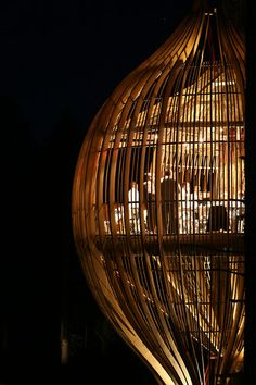 treehouse restaurant (auckland, nz; pacific environment architects)