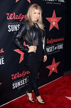 Fergie is seen at the opening night of #Walgreens' new flagship store in #Hollywood on 11/30/12  http://celebhotspots.com/hotspot/?hotspotid=27516&next=1