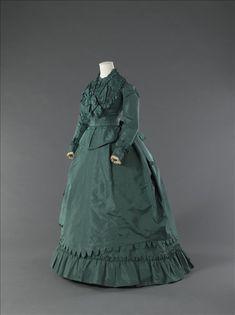 Robe de jour House of Worth ca. 1869